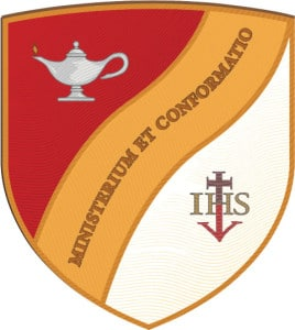 Ministry and Formation shield