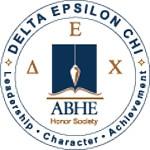 Delta Epsilon Chi logo